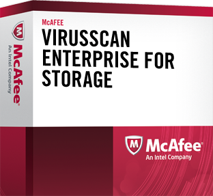 VirusScan Enterprise for Storage