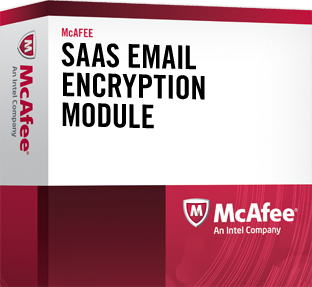 SaaS Email Encryption Module
