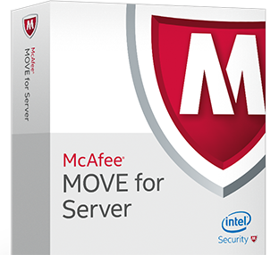 McAfee MOVE AntiVirus for Virtual Servers