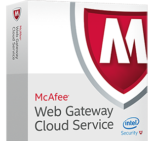 McAfee Web Gateway Cloud Service