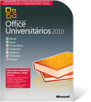 Microsoft Office Universitários 2010