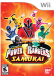 Power Rangers™ Samurai (Wii™)