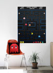 Pac-Man Maze ~ Re-Stik by BLIK