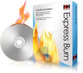 Express Burn Plus Disc Burning Software