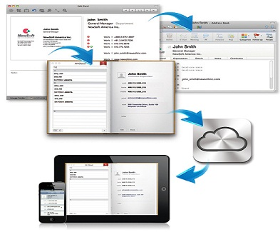 NEW! BizCard Xpress (MAC)