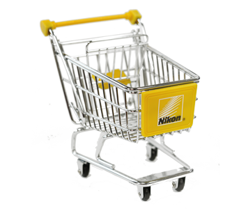 Nikon Shopping Cart