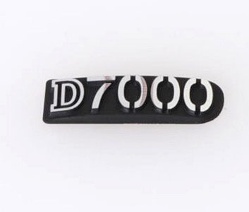 D7000 Name Plate Bundle