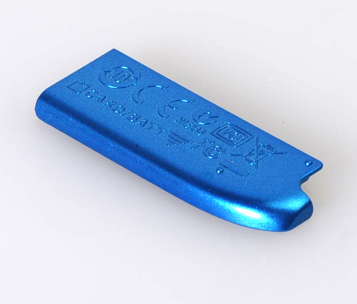 S3100 Battery Cover Unit Blue