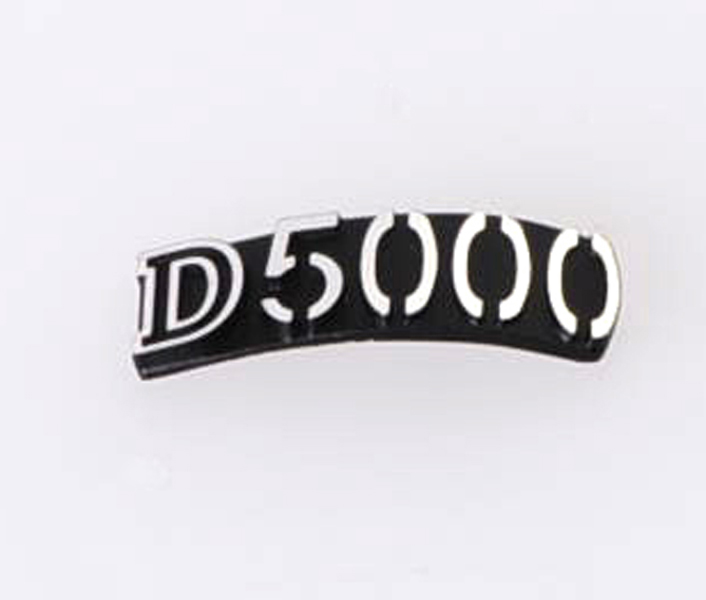 D5000 Name Plate Bundle