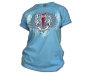 Ladies Trusted T-Shirt-Light Blue
