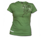 Ladies Trusted Fitted T-Shirt-Aloe
