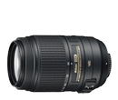 AF-S DX NIKKOR 55-300mm f/4.5-5.6G ED VR (Refurbished)