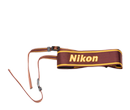 AN-6W Nylon Wide Neck Strap (Wine)