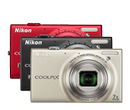 COOLPIX S6100 (Refurbished)
