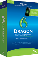 Dragon NaturallySpeaking 11.5 Premium Upgrade
