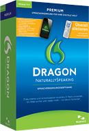 Dragon NaturallySpeaking 11.5 Premium Mobile