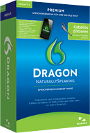Dragon NaturallySpeaking 11.5 Premium Wireless