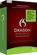 Dragon NaturallySpeaking 11.5 Professional