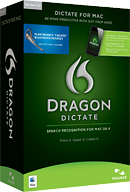 Dragon Dictate Wireless 2.5 Education