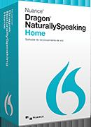 Dragon® NaturallySpeaking 13 Home (Envío físico)