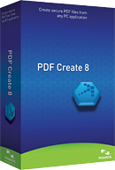 PDF Create 8, Licenced Users (5-25)
