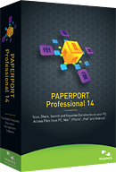 PaperPort Enterprise 14, Licenced Users (5-25)