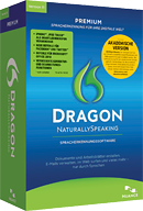 Dragon NaturallySpeaking 11.5 Premium Education