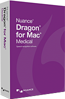 NEW Dragon for Mac Medical