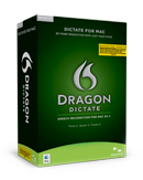Dragon Dictate for Mac Student & Teacher Edition