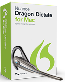 Dragon Dictate for Mac 4 Wireless
