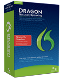 Dragon NaturallySpeaking 12 Premium Student/Teacher