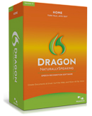 Dragon NaturallySpeaking 11 Home