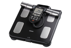 Body Composition Monitor And Scale With Seven Fitness Indicators (HBF-516B)