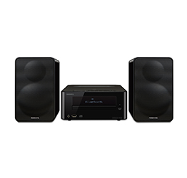 CS-265(B) Colibrino CD Hi-Fi Mini System with Bluetooth (Black)