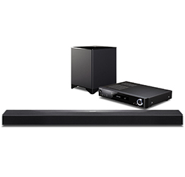 SBT-A500 Dolby Atmos Surround Sound Bar System (OPEN BOX)