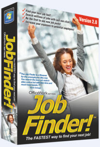 OfficeWork Software JobFinder & Resume Writer