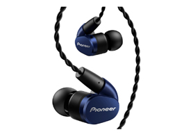 SE-CH5TL In-Ear Hi-Res Audio Headphones (Blue)