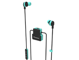 SE-CL5BT-GR ClipWear Active In-Ear Wireless Headphones