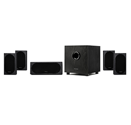 SP-PK22BS Andrew Jones Designed 5.1 Channel Speaker Package