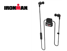 SE-IM6BT-B IRONMAN<sup>®</sup> Wireless Sports Earphones (Black)