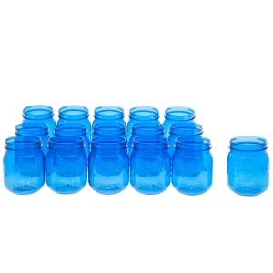 Entertaining: Aladdin Classic Mason Cup Pack 16 oz (16 count) - Blue Isle