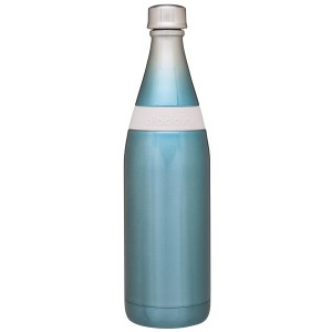 water bottles: Aladdin Earthscapes ™ Fresco Twist & Go Vacuum Bottle | Briny | 20 oz