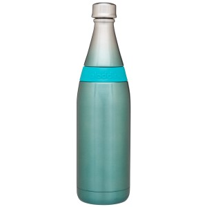 water bottles: Aladdin Earthscapes ™ Fresco Twist & Go Vacuum Bottle | Lagoon | 20 oz