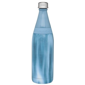 water bottles: Aladdin Earthscapes ™ Fresco Twist & Go Vacuum Bottle | Waterfall | 20 oz