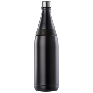water bottles: Fresco Twist & Go Insulated Stainless Steel Water Bottle | Matte Black | 20 oz