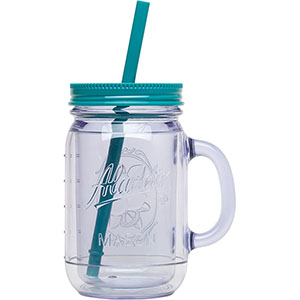 Classic Insulated Mason Jar Tumbler | 16 oz