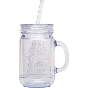 Classic Insulated Mason Jar Tumbler | 20 oz