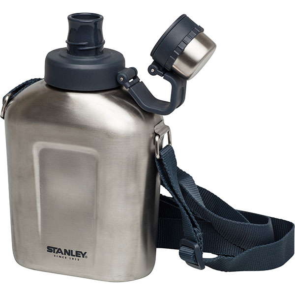 Adventure Steel Canteen | 1.1QT