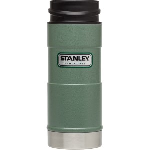 Travel Mugs: Classic One Hand Vacuum Mug | 12 oz
