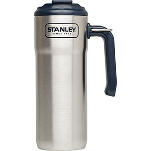 Travel Mugs: Adventure Steel Travel Mug | 20 oz